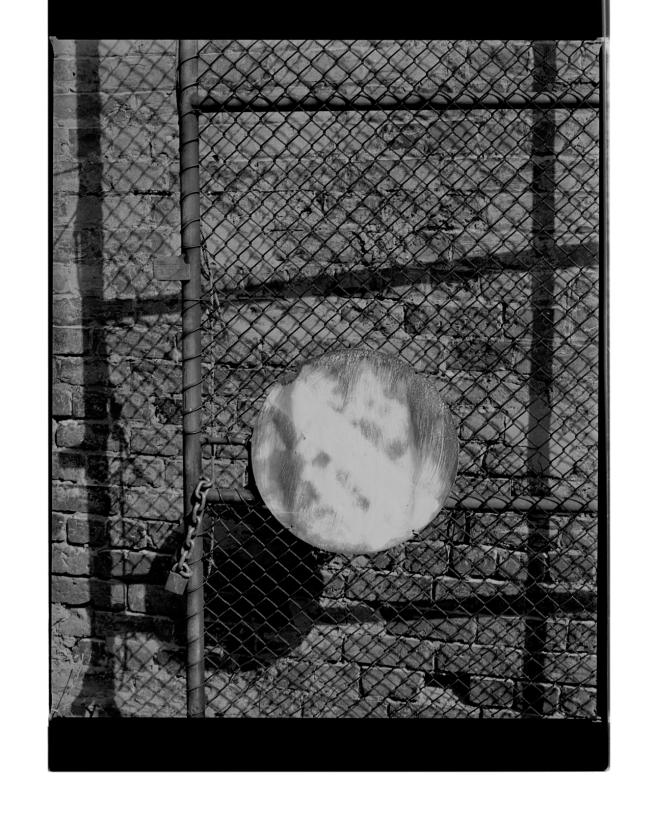 Marcus Bunyan (Australian, b. 1958) 'Roundel III' 1996