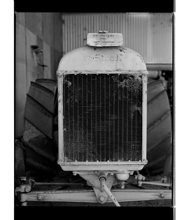 Marcus Bunyan (Australian, b. 1958) 'Fordson Tractor 1922' 1995