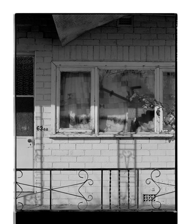 Marcus Bunyan (Australian, b. 1958) 'Windows at 63aa' 1995