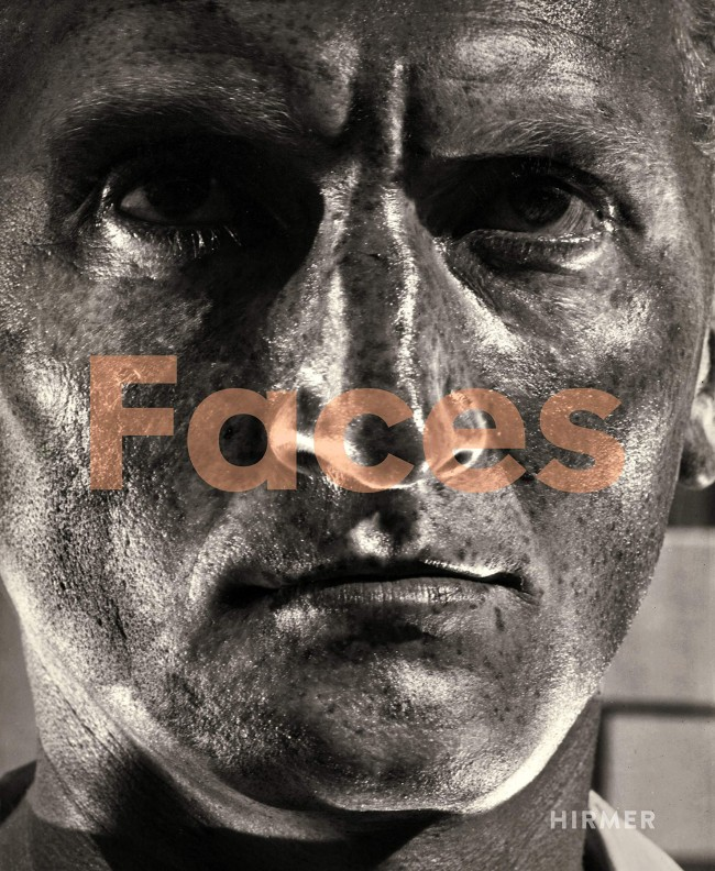 Cover from the book 'Faces. The Power of the Human Visage'