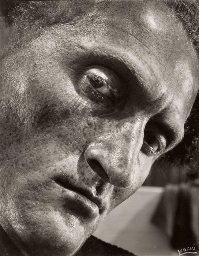 Helmar Lerski (Swiss, 1871-1956) 'Metamorphosis, 536' 1935-1936