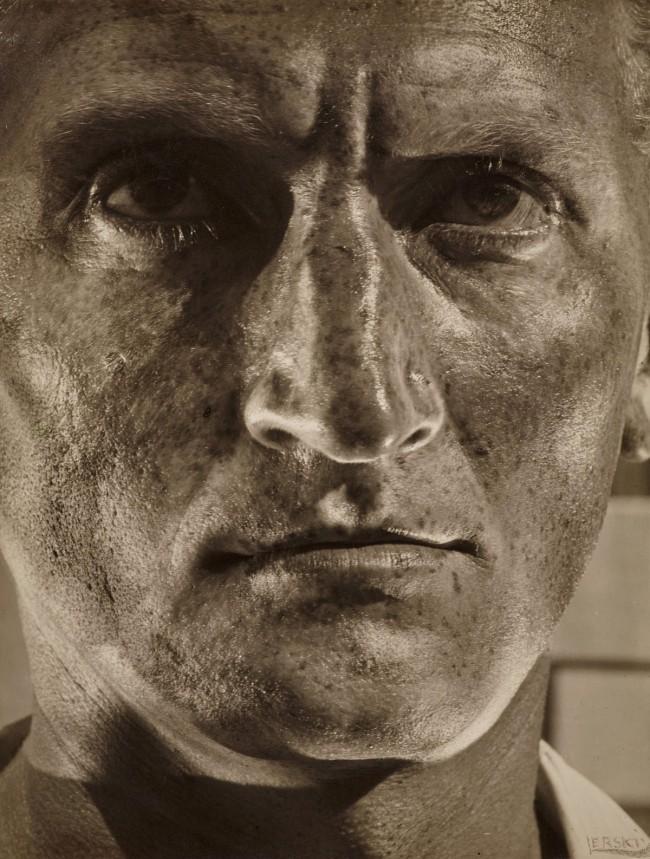Helmar Lerski (Swiss, 1871-1956) 'Metamorphosis, 537' 1935-1936