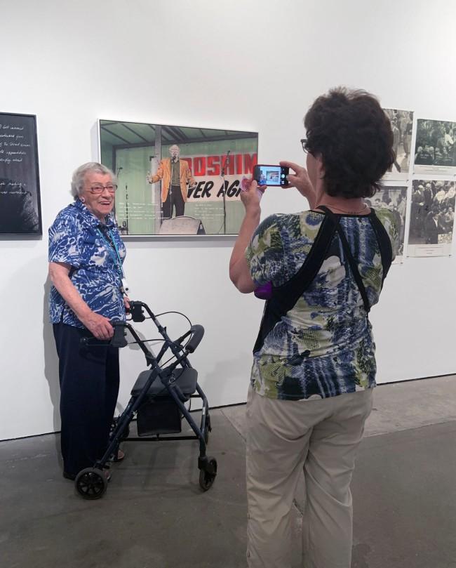 Herta and Jill Koppel