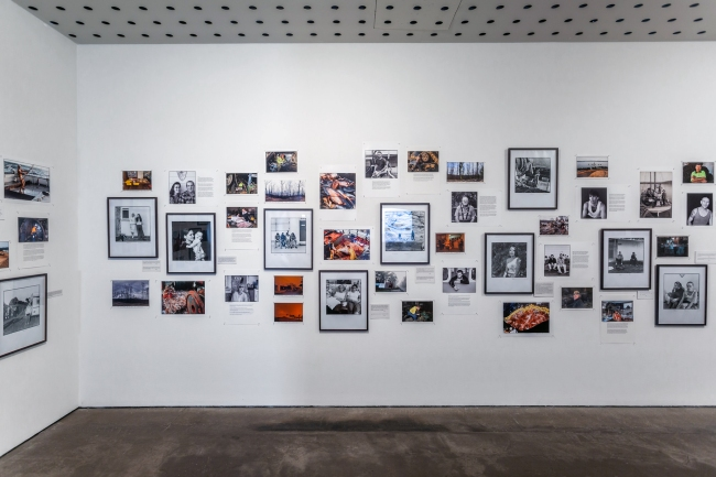 'Ruth Maddison: It was the best of times, it was the worst of times', installation view Centre for Contemporary Photography, 2021. Documentation photography J Forsyth.