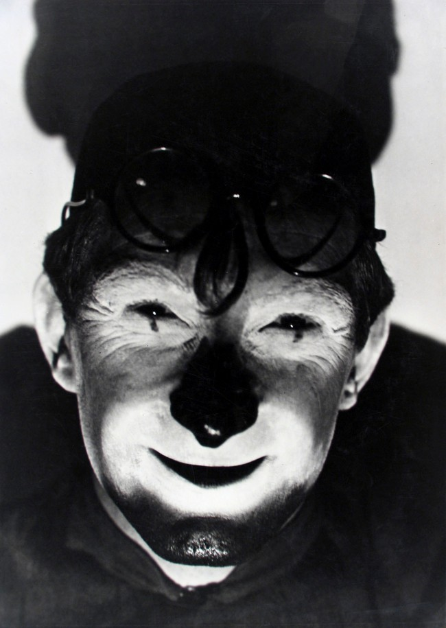 Irene Bayer-Hecht (American, 1898-1991) 'Andor Weininger as Clown' 1926
