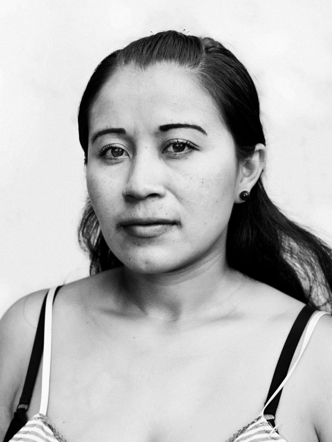 Laia Abril. 'Guadalupe, 26, El Salvador' Nd