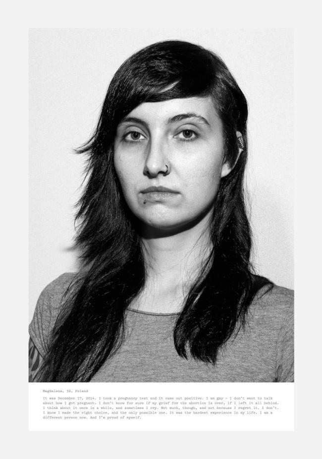 Laia Abril(Spanish, b. 1986) 'Magdalena, 32, Poland' 2018