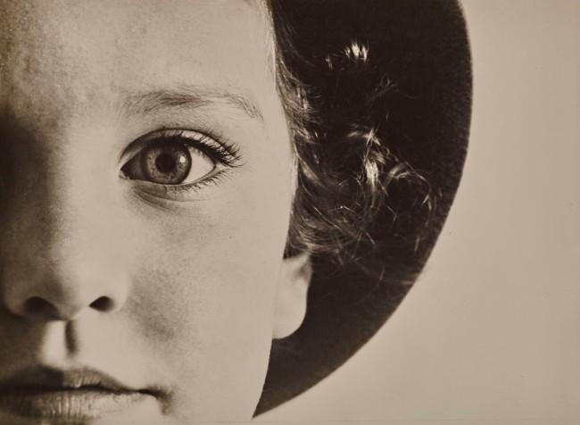Max Burchartz (German, 1887-1961) 'Lotte (Auge)' 1928