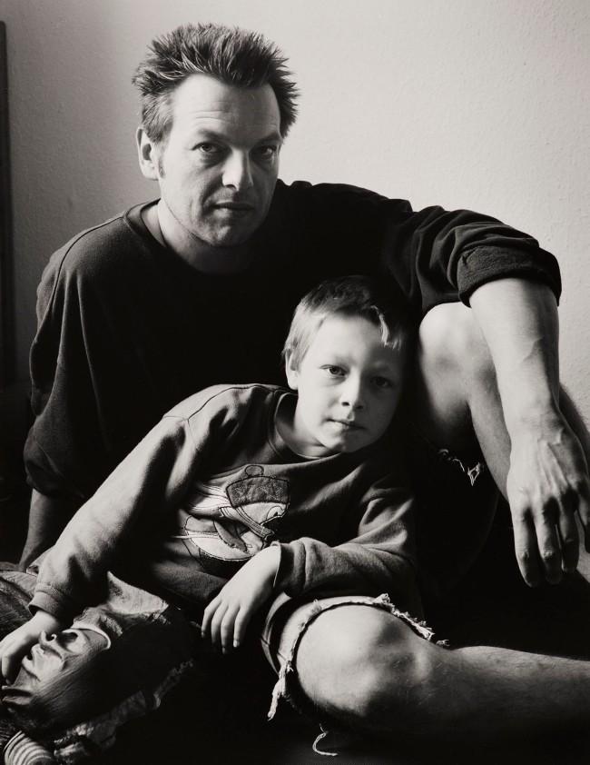 Timm Rautert (German, b. 1941) 'Rolf Deininghaus & Maxmillian Oesterling, Dortmund' 1994