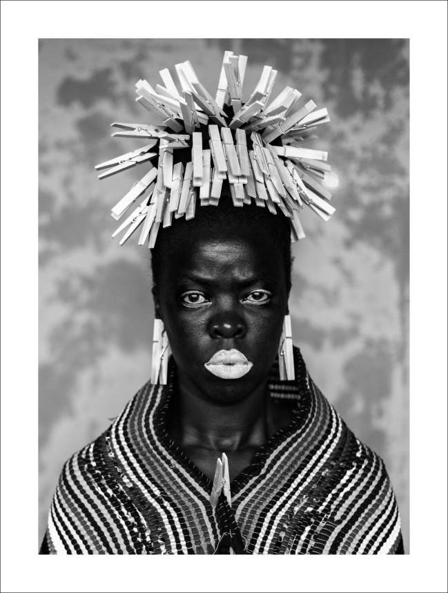 Zanele Muholi. 'Bester I, Mayotte' 2015