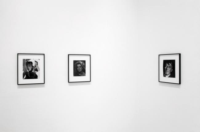 Installation view of the exhibition 'Herbert List Italia' at Galerie Karsten Greve, Cologne