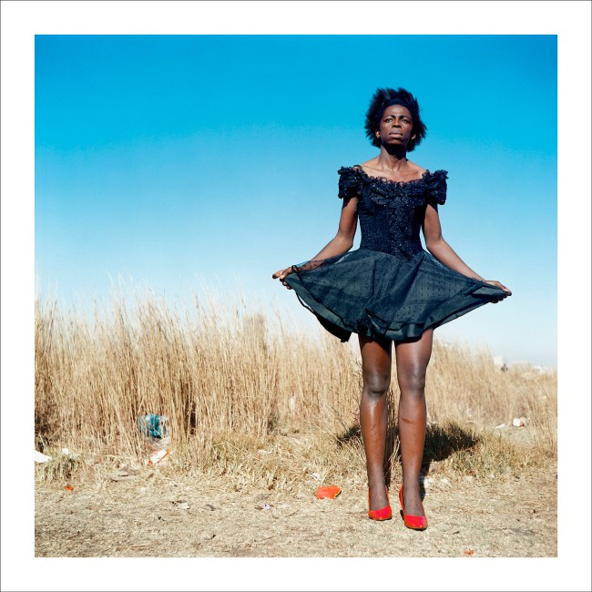 Zanele Muholi. 'Miss D'vine II' 2007