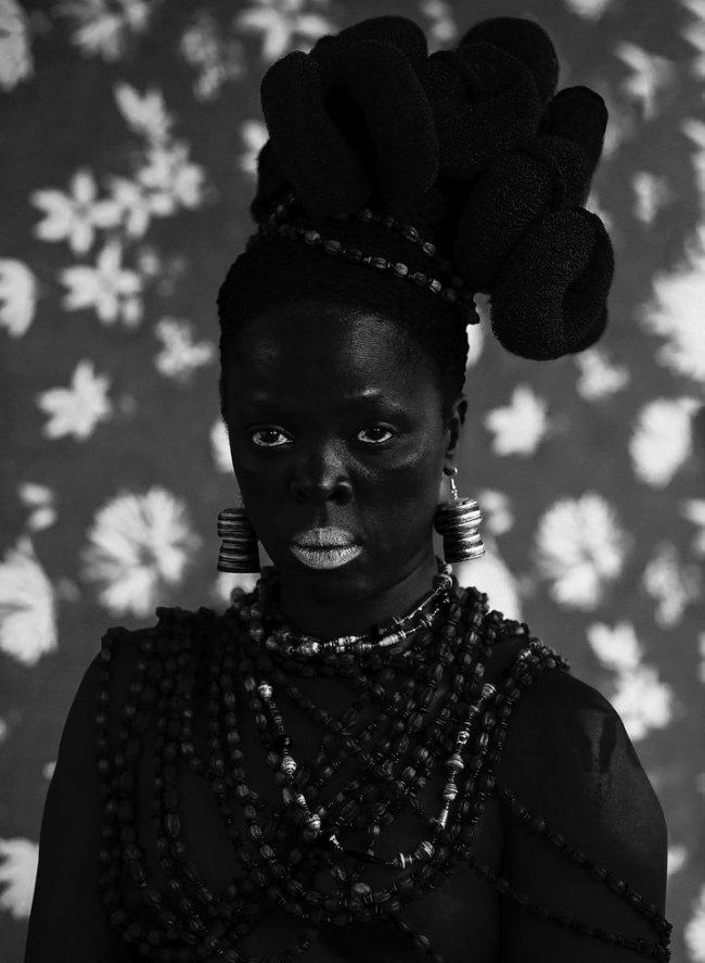 Zanele Muholi. 'Muholi Buhlalu I, The Decks, Cape Town' 2019