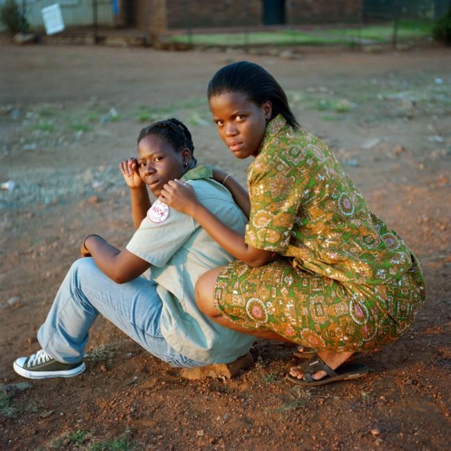 Zanele Muholi. 'Busi Mdaki and Malesedi Nthute, Johannesburg' 2007