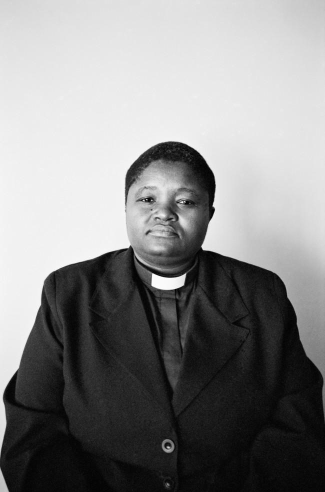 Zanele Muholi. 'Nokuthula Dhladhla, Berea, Johannesburg' 2007