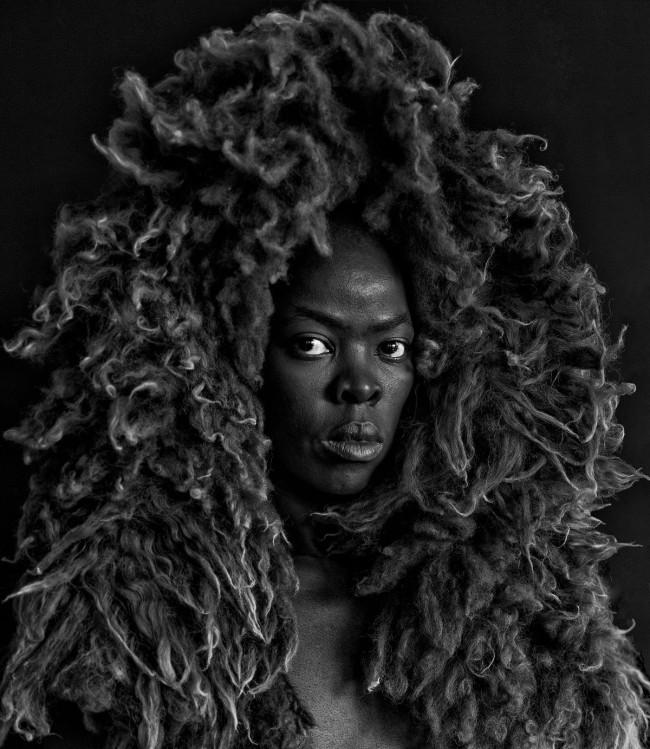 Zanele Muholi. 'Somnyama Ngonyama II, Oslo' 2015