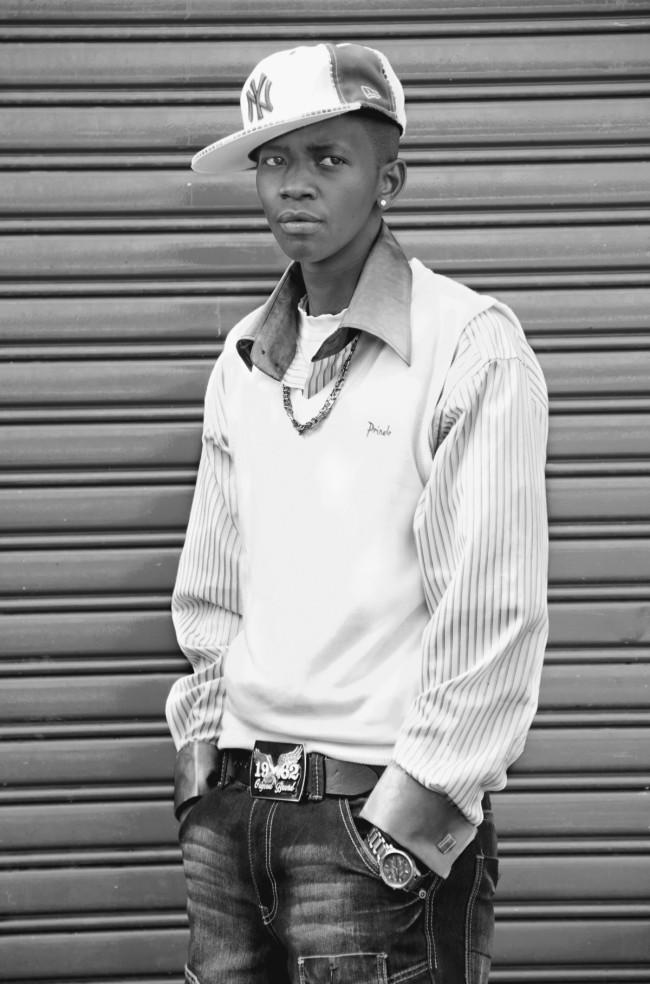 """Zanele Muholi. '""""TK"""" Tekanyo, Gaborone, Botswana' 2010"""