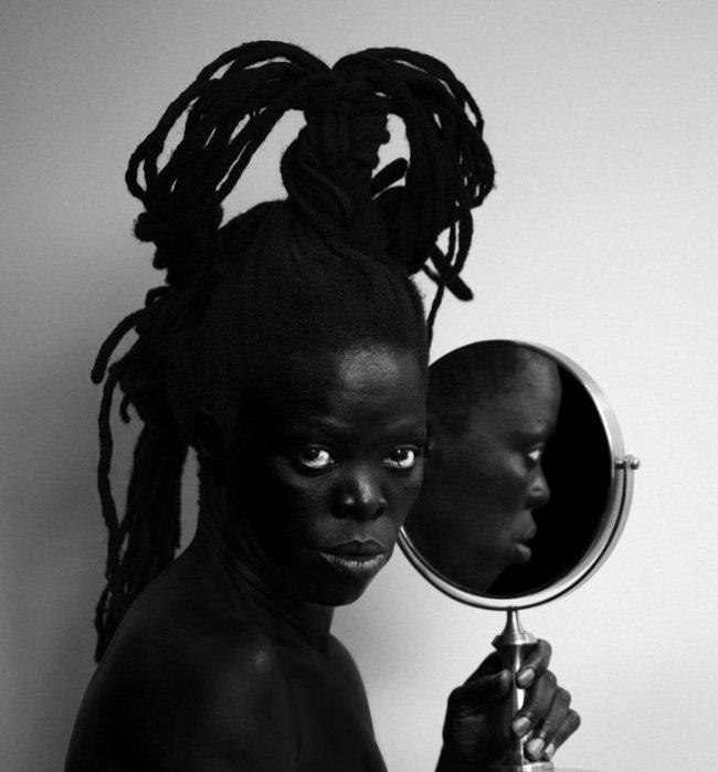 Zanele Muholi. 'Zazi II, Boston' 2019