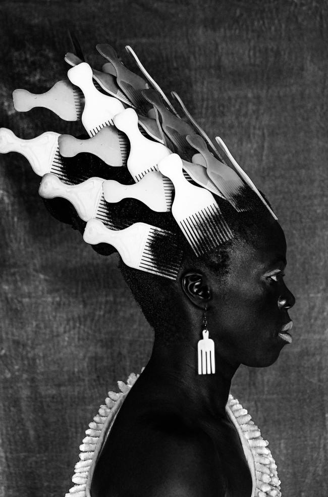 Zanele Muholi. 'Qiniso, The Sails, Durban' 2019