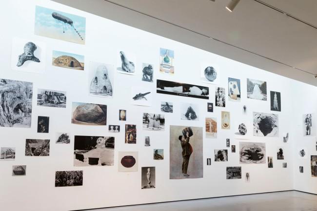 Installation image of 'Barbara Hepworth: Art & Life' at the Hepworth Wakefield