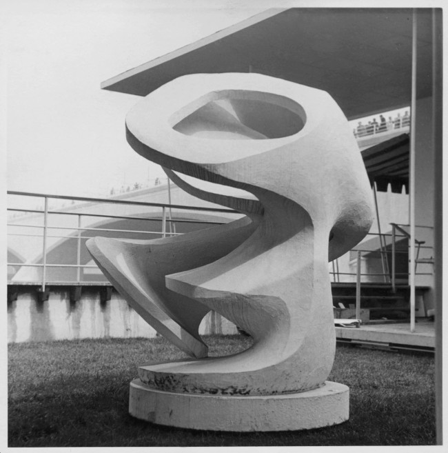 Barbara Hepworth. 'Turning Forms' at the Festival of Britain 1951