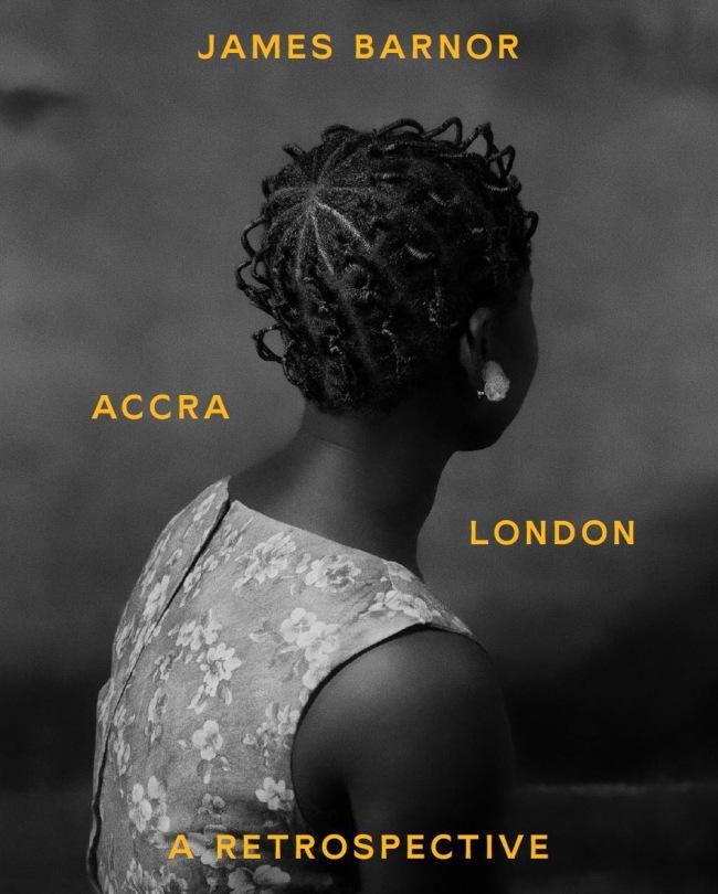 'James Barnor: Accra/London – A Retrospective' book cover