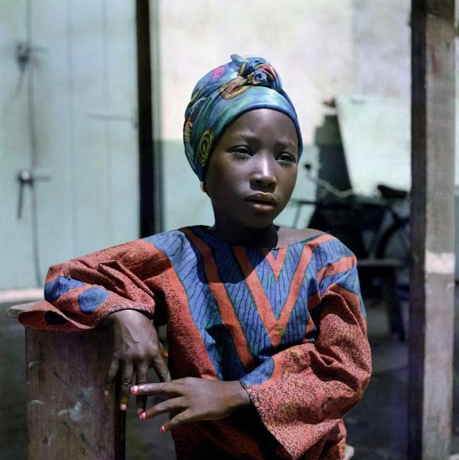 James Barnor (Ghanian, b. 1929) 'Salah Day, Kokomlemle, Accra' 1973