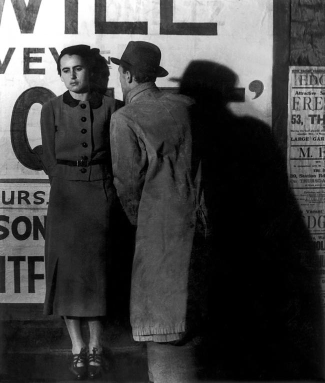 Bill Brandt (British, born Germany 1904-1983) 'Couple in Peckham' 1936