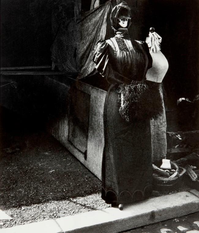Bill Brandt (British, born Germany 1904-1983) 'Dressmaker's dummy, Paris' 1929