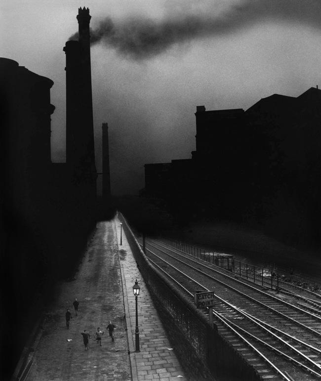 Bill Brandt (British, born Germany 1904-1983) Halifax; 'Hail, Hell and Halifax' 1937