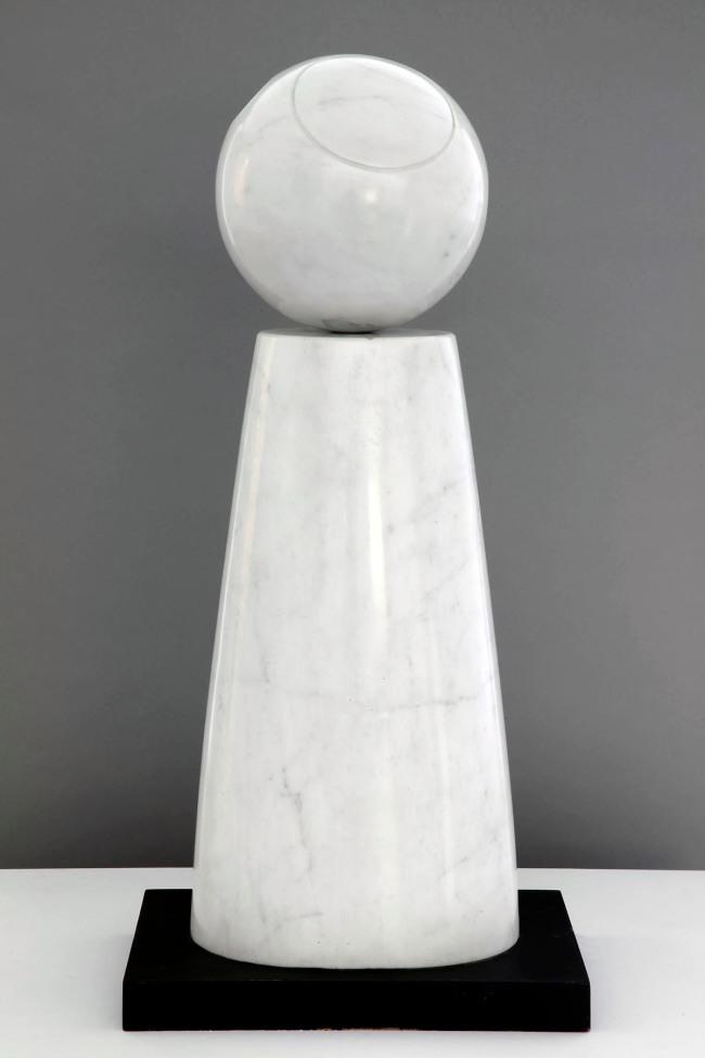 Barbara Hepworth (English, 1903-1975) 'Cone and Sphere' 1973