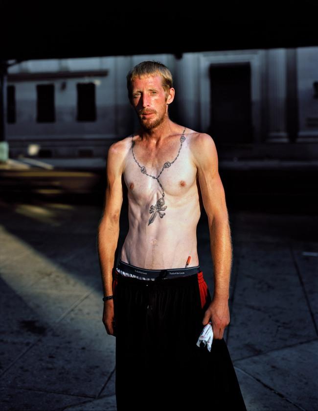 Jeffrey Stockbridge (American, b.1982) 'Kevin' 2011