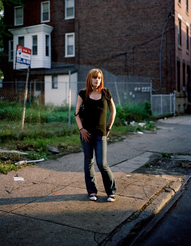 Jeffrey Stockbridge (American, b.1982) 'Krysta' 2009