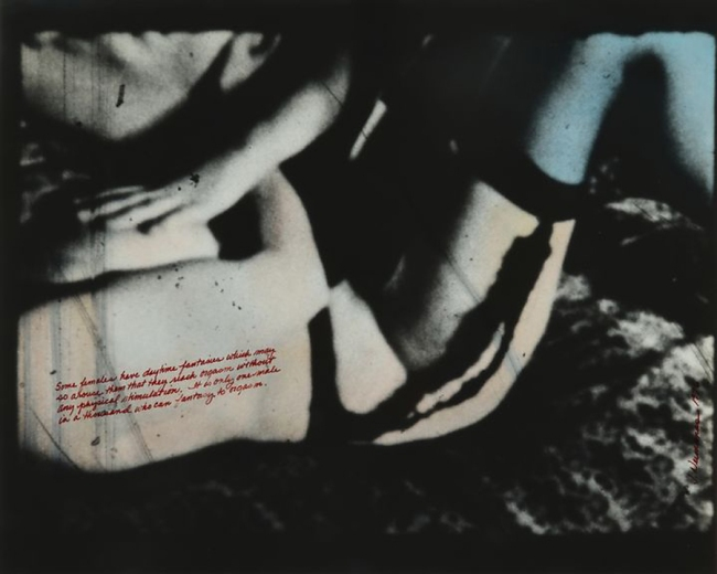 Joyce Neimanas (American, b. 1944) 'Daytime Fantasies' 1976