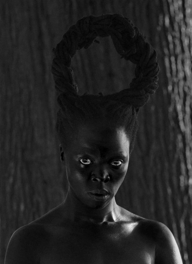 Zanele Muholi (South African, born 1972) 'Zibuyile I (Syracuse)' 2015