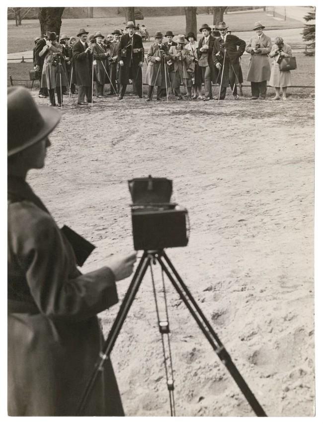 Friedrich Seidenstücker (German, 1882-1966) 'Photo school' 1920-30s