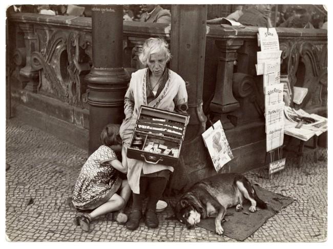 Friedrich Seidenstücker (German, 1882-1966) 'Potsdamer Platz' After 1931