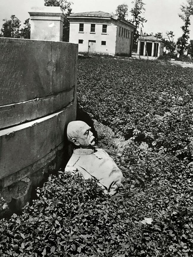 Friedrich Seidenstücker(1882-1966) 'Untitled (Bismarck)' 1946
