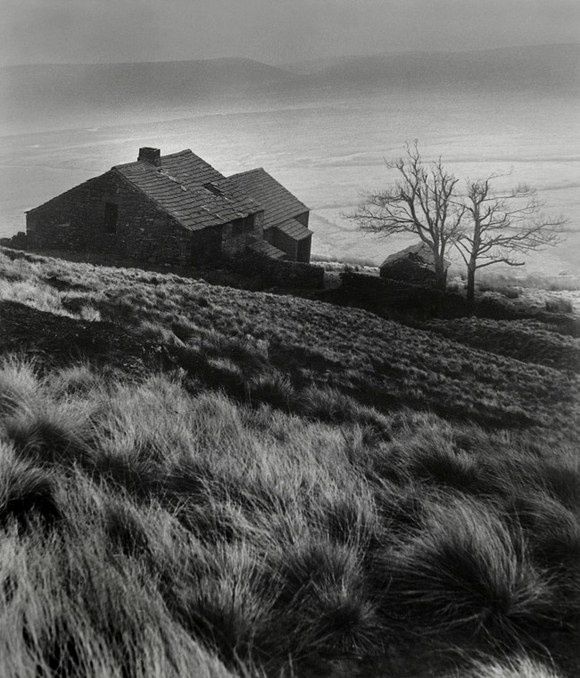 Bill Brandt (British, born Germany 1904-1983) 'Top Withens, West Riding, Yorkshire' 1944-1945