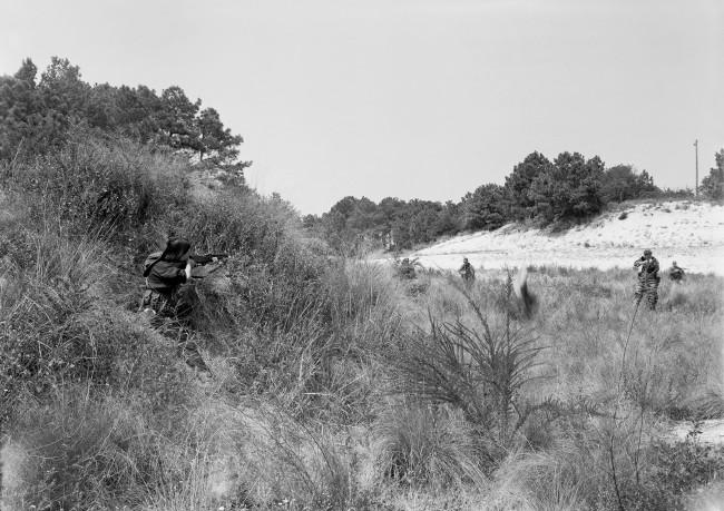 An-My Lê (Vietnamese-American, b. 1960) 'Sniper I' 1999-2002