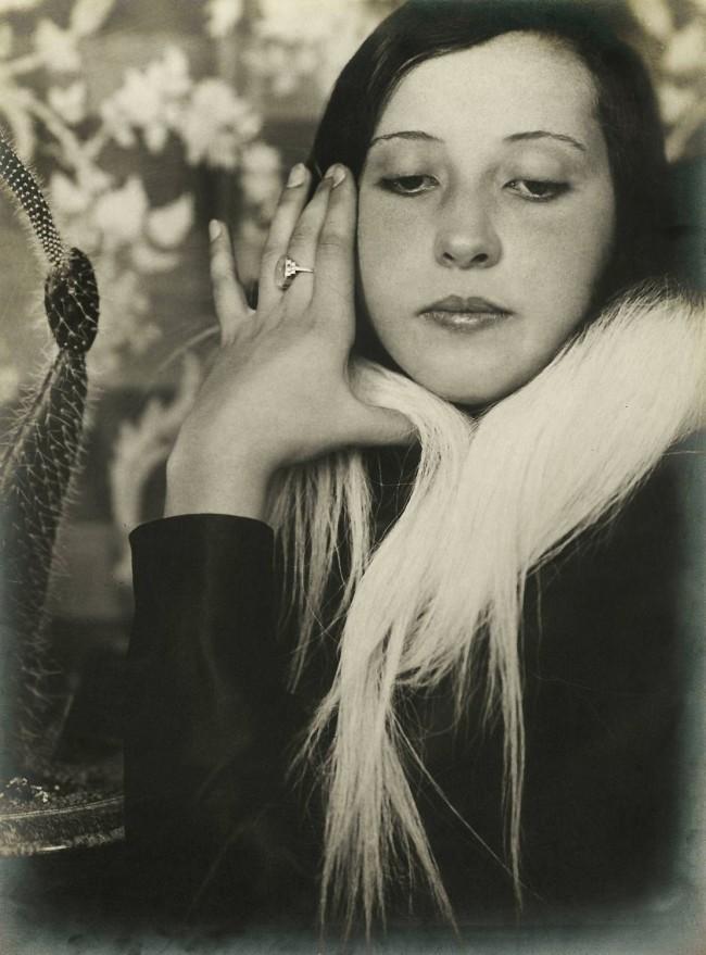 Annelise Kretschmer (German, 1903–1987) 'Young Woman' 1928