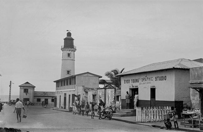 Ever Young Studio, Jamestown, Accra