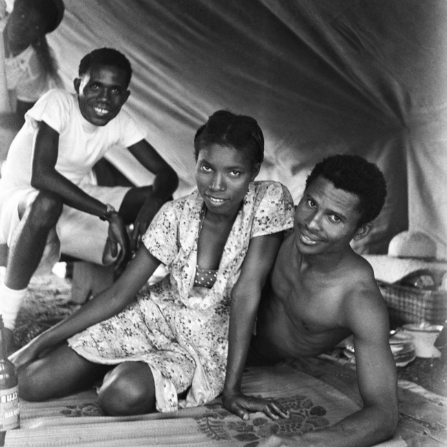 James Barnor (born 1929) 'Mr. Blavo and friends at a Youth Development Club party, Scout Headquarters, Accra' 1953
