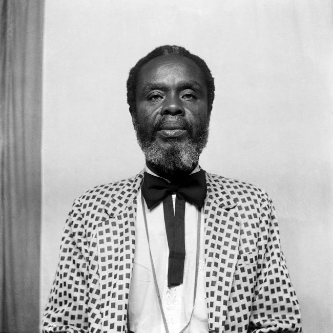 James Barnor (Ghanian, b. 1929) 'The Pastor (Oscar Lamptey), Mamprobi, Accra' 1955