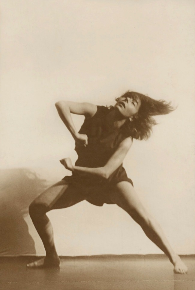 Charlotte Rudolph (German, 1896-1983) 'Gret Palucca' 1925