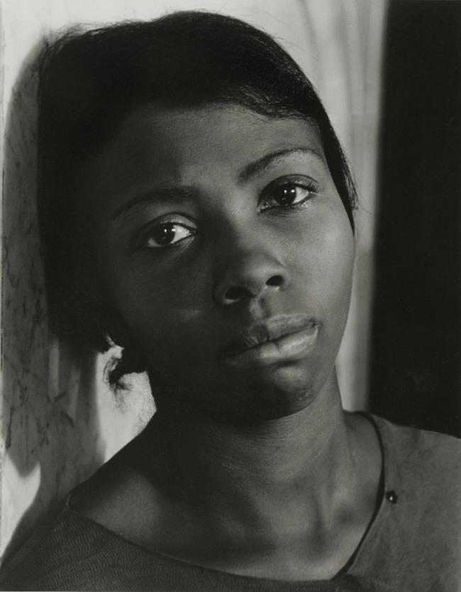 Consuelo Kanaga (American, 1894-1978) 'Annie Mae Merriweather' 1935