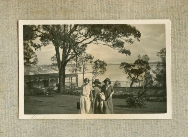 3 women at Weeroona