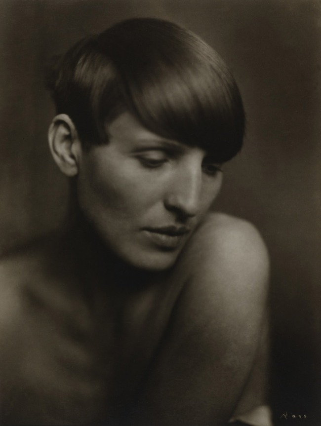 Frieda Gertrud Riess (German, 1890-1957) 'The Sculptor Renée Sintenis' 1925, printed 1925-35