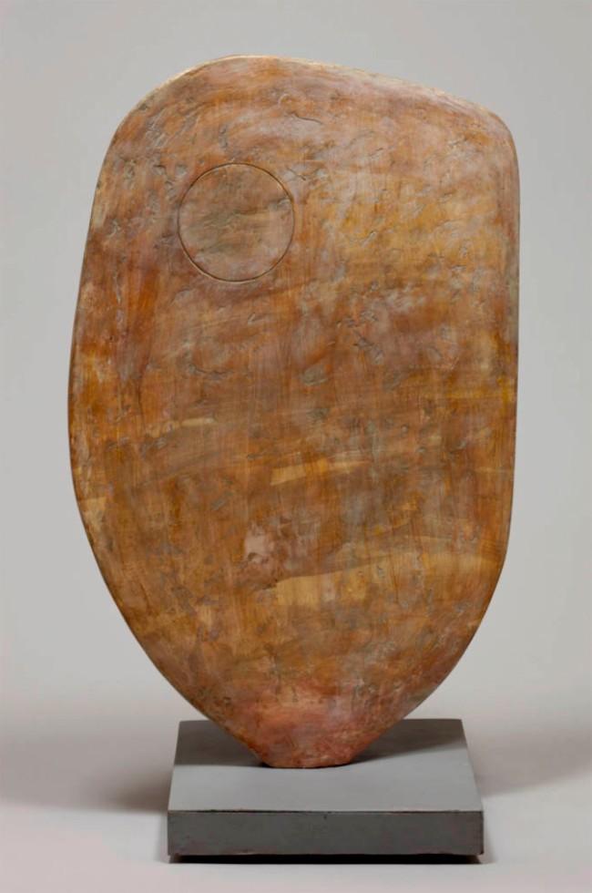 Barbara Hepworth (English, 1903-1975) 'Single Form (Chun Quoit)' 1961