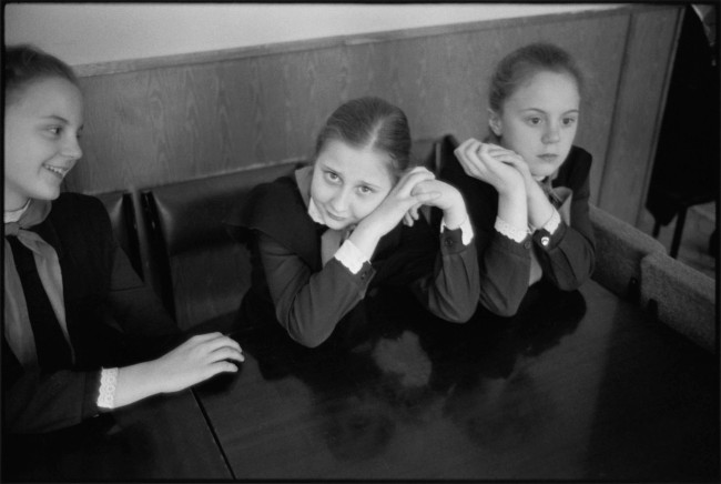 Mary Ellen Mark (American, 1940-2015) 'Classroom, Kiev, Ukraine' 1987 (printed later)